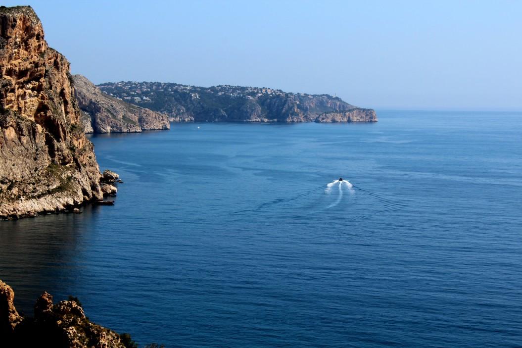 Das Meer bei Alicante - Spanien