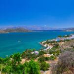 Mirabello-Bucht auf Kreta