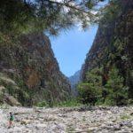 Schluchten auf Kreta - ein Paradies für Wanderer